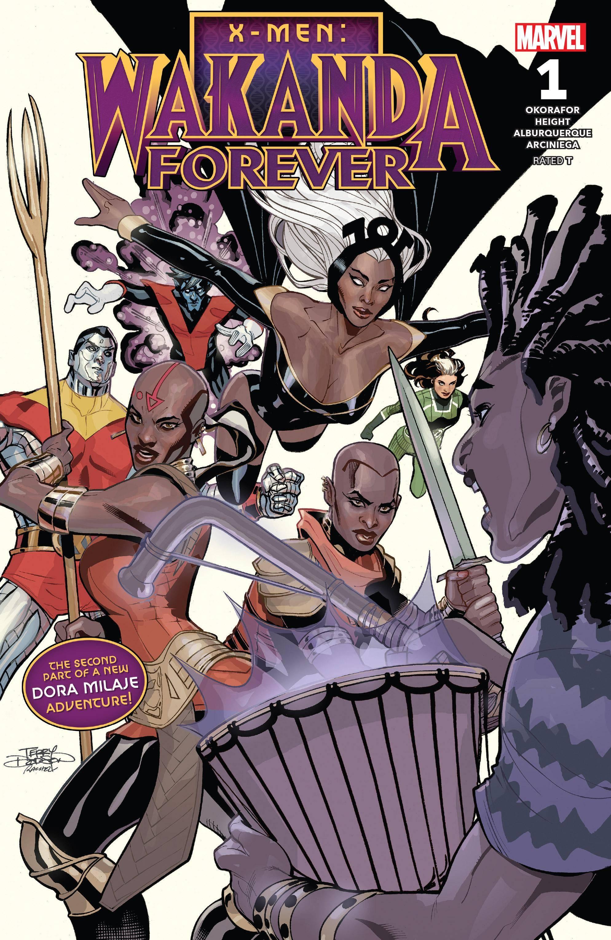 X-Men - Wakanda Forever 001 (2018) (Digital) (Zone-Empire
