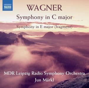 MDR Sinfonieorchester & Jun Markl - Wagner: Symphony in C Major (2017)