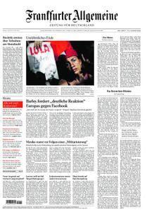 Frankfurter Allgemeine Zeitung F.A.Z. - 06. April 2018