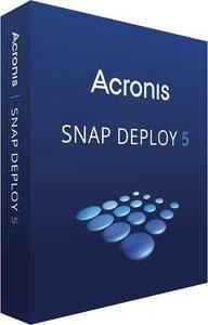 Acronis Snap Deploy 5.0.0.1780 + WinPE Boot Medias