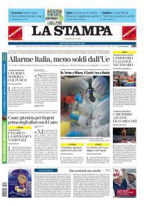 La Stampa Torino Provincia e Canavese - 19 Giugno 2020