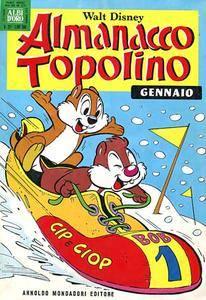 Almanacco Topolino 217 - Topolino e gli adoratori di Panzaal (01-1975)