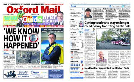 Oxford Mail – February 01, 2018