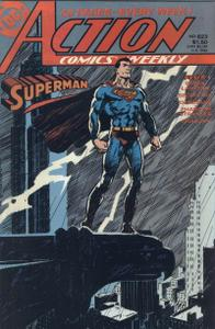 Action Comics 623 (1988) (weekly