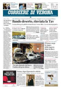 Corriere di Verona - 24 Ottobre 2019