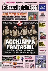 La Gazzetta dello Sport - 19 Maggio 2018