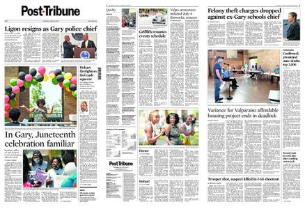 Post-Tribune – June 20, 2020
