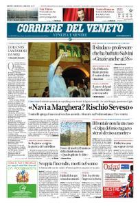 Corriere del Veneto Venezia e Mestre – 11 giugno 2019