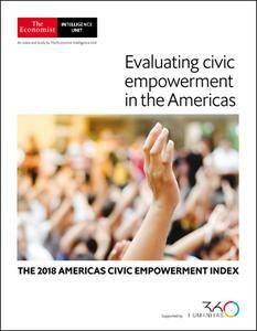 The Economist (Intelligence Unit) - Evaluating civic empowerment in the Americas (2018)
