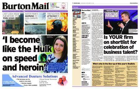 Burton Mail – September 19, 2018