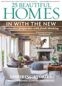 25 Beautiful Homes - March 2019