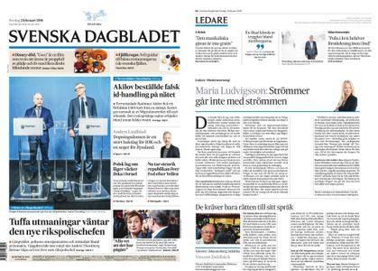 Svenska Dagbladet – 02 februari 2018