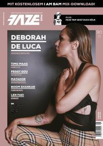 FAZE Magazin – August 2019