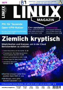 Linux Magazin – Juli 2019
