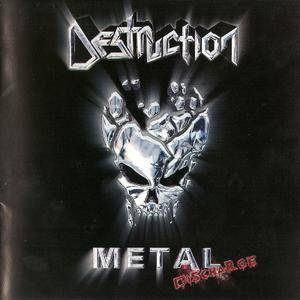 Destruction - Metal Discharge (2003) [2CD, Nuclear Blast NB 1170-2, Germany]