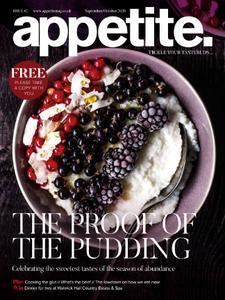 Appetite. Magazine - September-October 2020