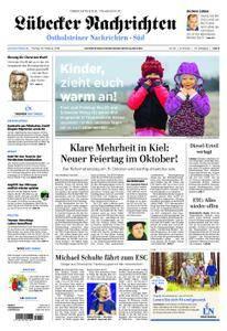 Lübecker Nachrichten Ostholstein Süd - 23. Februar 2018