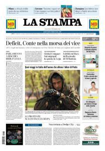 La Stampa Torino Provincia e Canavese - 18 Dicembre 2018