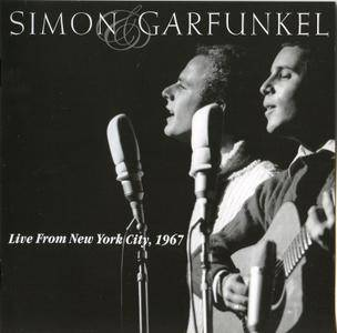 Simon & Garfunkel - Live From New York, 1967 (2002)