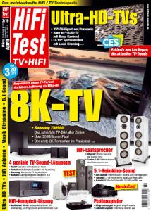 Hifi-Test Germany - März-April 2019