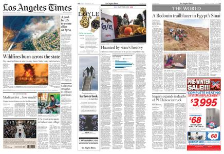 Los Angeles Times – October 25, 2019