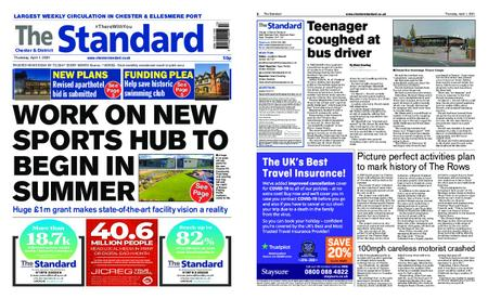 The Standard Chester & District – April 01, 2021