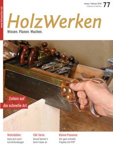 HolzWerken - Januar/Februar 2019