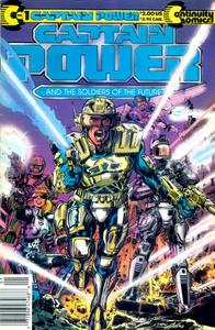 Captain Power and the Soldiers of The Future 001 (Continuity 1988-08)
