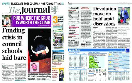 The Journal – March 17, 2018