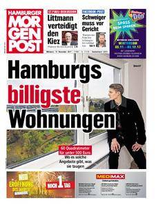 Hamburger Morgenpost - 15. November 2017