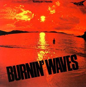 Toshiyuki Honda - Burnin' Waves (1978) {2000 King} **[RE-UP]**