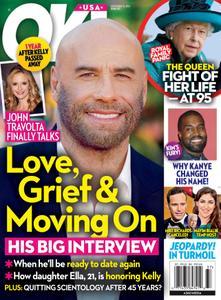 OK! Magazine USA - September 13, 2021