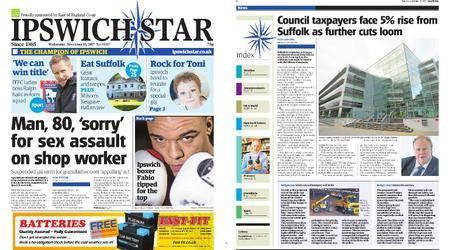Ipswich Star – November 15, 2017