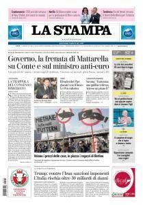 La Stampa Imperia e Sanremo - 22 Maggio 2018