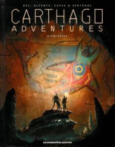 Boekjes In hetFrans 045272 - Carthago Adventures - T03 - Aipaloovik