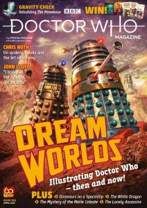 Doctor Who Magazine - Issue 562 - April 2021