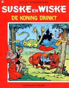 Suske En Wiske - 105 - De Koning drinkt
