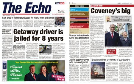 Evening Echo – February 06, 2020