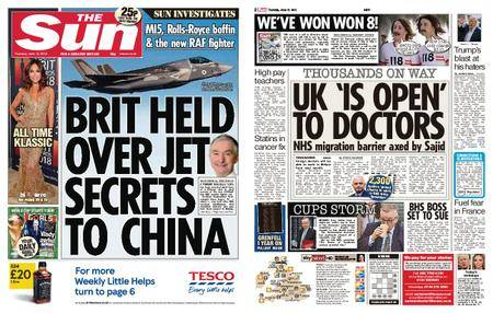 The Sun UK – 14 June 2018