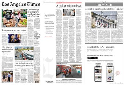 Los Angeles Times – March 24, 2020