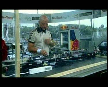 Tomcraft - Live in the mix 2003, Love parade Berlin