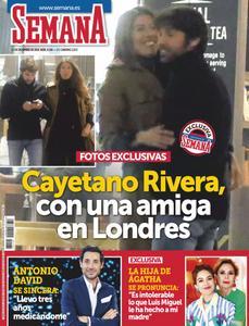 Semana España - 11 diciembre 2019