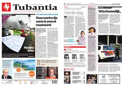 Tubantia - Enschede – 27 december 2019