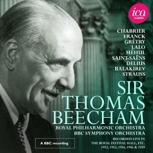 Royal Philharmonic Orchestra - Sir Thomas Beecham, Vol. 2 (Live) (2019)