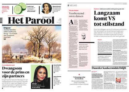 Het Parool – 12 januari 2019