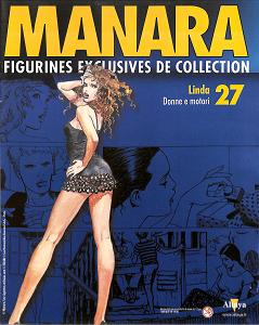 Manara - Figurines Exclusives De Collection - Tome 27