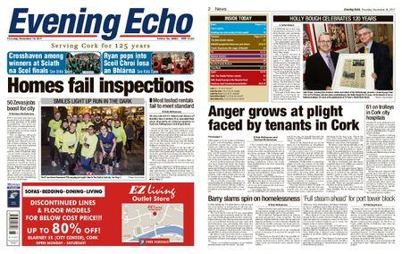 Evening Echo – November 16, 2017