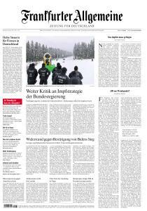 Frankfurter Allgemeine Zeitung - 4 Januar 2021
