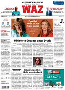 WAZ Westdeutsche Allgemeine Zeitung Gelsenkirchen - 14. Juni 2019
