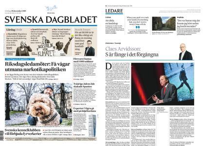 Svenska Dagbladet – 28 december 2019